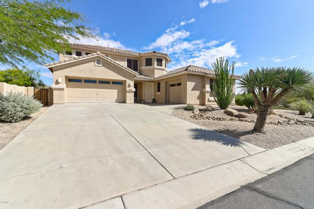 5528 E Dusty Wren Drive, Cave Creek, AZ 85331 (MLS #5834350) :: Berkshire Hathaway Home Services Arizona Properties