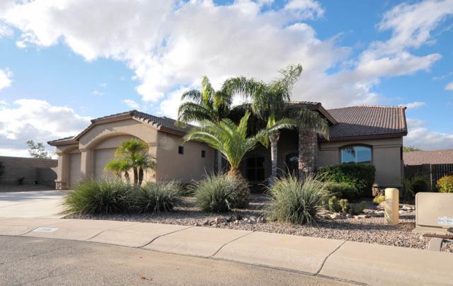 298 W Rock Creek Place, Casa Grande, AZ 85122 (MLS #5834462) :: Yost Realty Group at RE/MAX Casa Grande