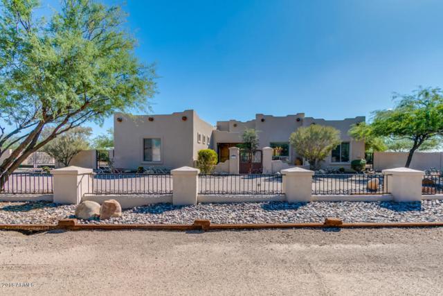 2323 E La Verna Way, Phoenix, AZ 85086 (MLS #5834474) :: The Wehner Group