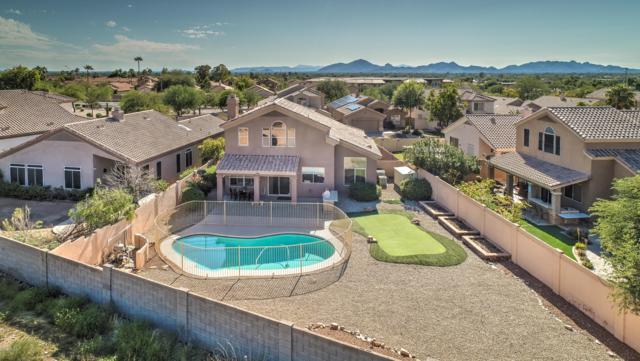 10196 E Meadow Hill Drive, Scottsdale, AZ 85260 (MLS #5834483) :: The Garcia Group