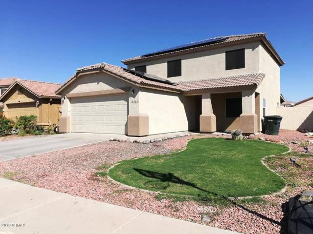 12622 W Rosewood Drive, El Mirage, AZ 85335 (MLS #5834498) :: RE/MAX Excalibur