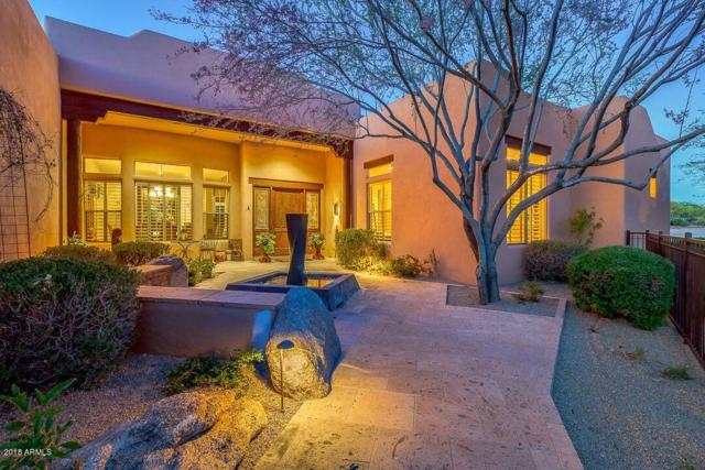 5694 E Perdido Drive, Carefree, AZ 85377 (MLS #5834504) :: RE/MAX Excalibur