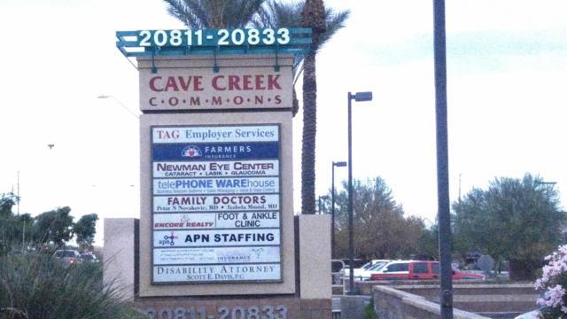 20815 N Cave Creek Road #104, Phoenix, AZ 85024 (MLS #5834543) :: The Garcia Group @ My Home Group
