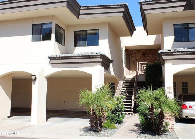 3235 E Camelback Road #222, Phoenix, AZ 85018 (MLS #5834545) :: HomeSmart