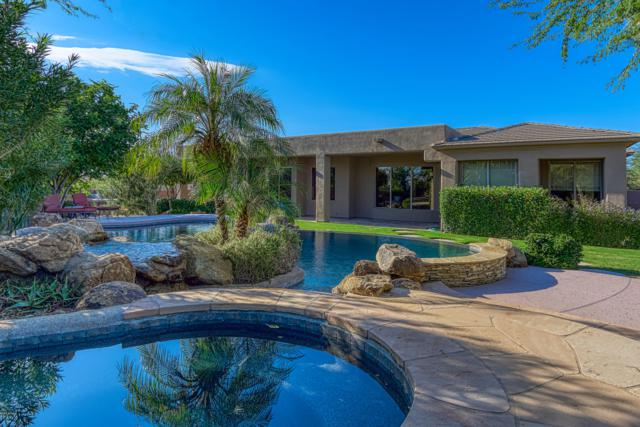 6319 E Ironwood Drive, Scottsdale, AZ 85266 (MLS #5834554) :: CC & Co. Real Estate Team