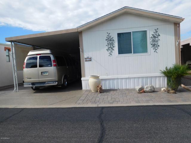 17200 W Bell Road #1720, Surprise, AZ 85374 (MLS #5834619) :: The Daniel Montez Real Estate Group
