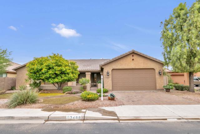 2488 N Morrison Avenue, Casa Grande, AZ 85122 (MLS #5834666) :: Realty Executives