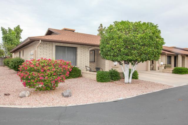 520 S Greenfield Road #14, Mesa, AZ 85206 (MLS #5834678) :: Realty Executives