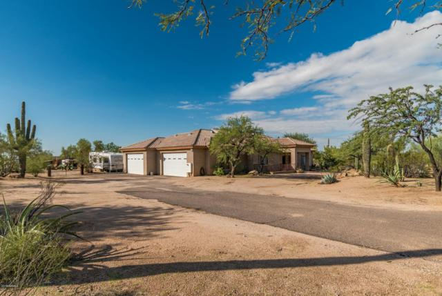 5715 E Pinnacle Vista Drive, Scottsdale, AZ 85266 (MLS #5834721) :: The Wehner Group