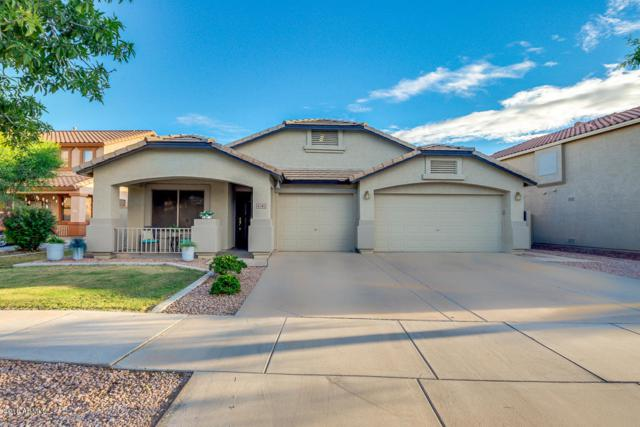 16385 W Adams Street, Goodyear, AZ 85338 (MLS #5834753) :: Five Doors Network