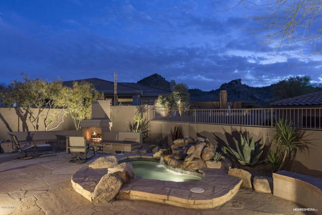 7755 E Evening Glow Drive, Scottsdale, AZ 85266 (MLS #5834766) :: Desert Home Premier