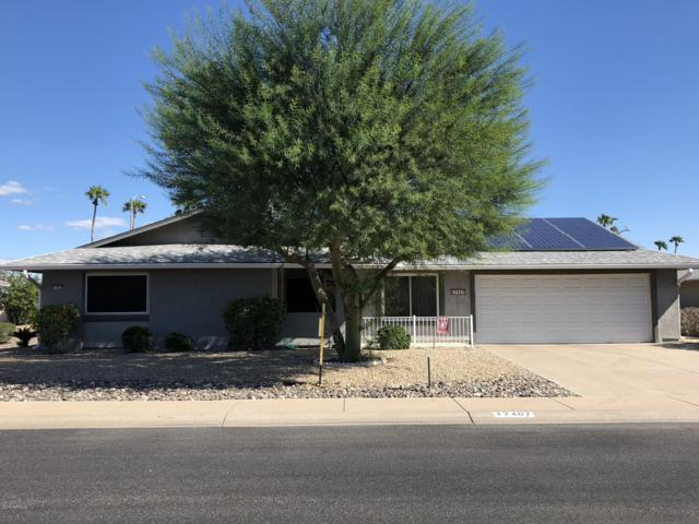 17407 N 130TH Avenue, Sun City West, AZ 85375 (MLS #5834823) :: The Daniel Montez Real Estate Group