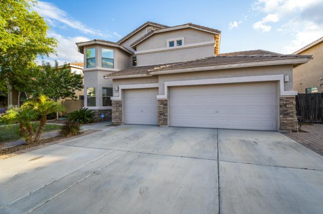 3421 W Morgan Lane, Queen Creek, AZ 85142 (MLS #5834868) :: Berkshire Hathaway Home Services Arizona Properties