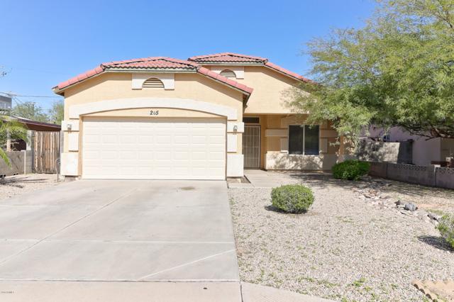 205 2nd Avenue E, Buckeye, AZ 85326 (MLS #5835003) :: Phoenix Property Group