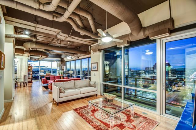 1 E Lexington Avenue #1509, Phoenix, AZ 85012 (MLS #5835029) :: Phoenix Property Group