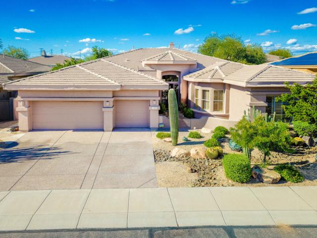 7930 E Rose Garden Lane, Scottsdale, AZ 85255 (MLS #5835041) :: The Garcia Group