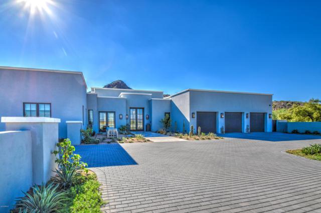 7720 N Hummingbird Lane, Paradise Valley, AZ 85253 (MLS #5835084) :: Kelly Cook Real Estate Group