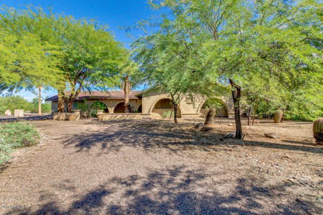 9239 N 124TH Street, Scottsdale, AZ 85259 (MLS #5835125) :: RE/MAX Excalibur
