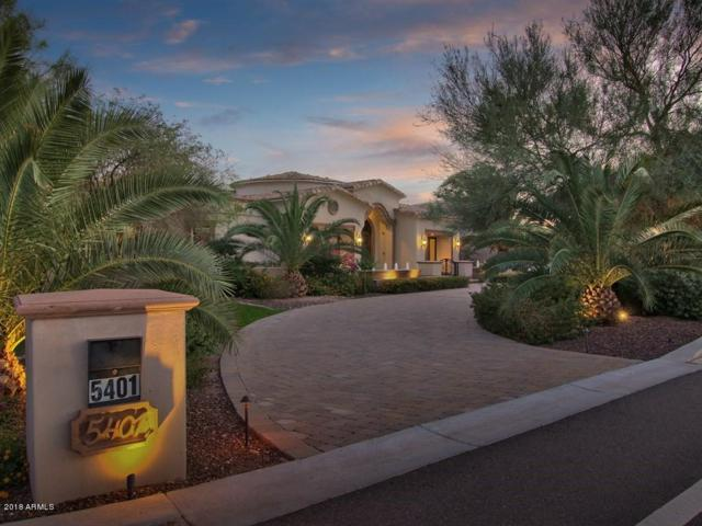 5401 E Mockingbird Lane, Paradise Valley, AZ 85253 (MLS #5835181) :: Gilbert Arizona Realty