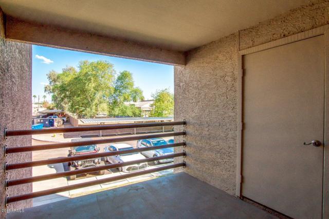 1340 N Recker Road #225, Mesa, AZ 85205 (MLS #5835244) :: Brett Tanner Home Selling Team
