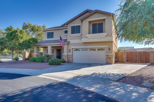 4251 E Winged Foot Place, Chandler, AZ 85249 (MLS #5835312) :: Berkshire Hathaway Home Services Arizona Properties