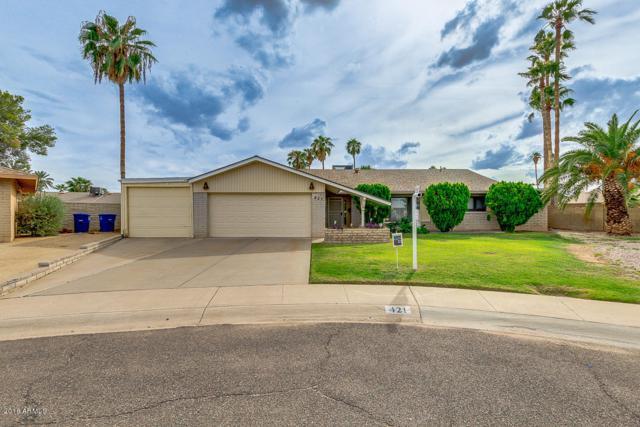 421 E Greenway Drive, Tempe, AZ 85282 (MLS #5835350) :: Berkshire Hathaway Home Services Arizona Properties