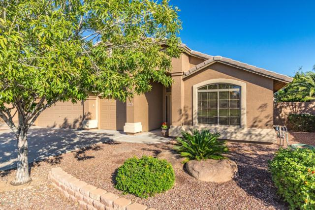 742 E Brooks Farm Road, Chandler, AZ 85249 (MLS #5835363) :: Gilbert Arizona Realty