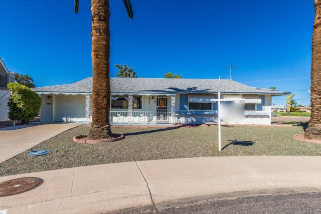 10876 W Crosby Drive, Sun City, AZ 85351 (MLS #5835471) :: Desert Home Premier