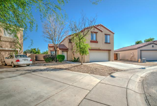 2401 S 83RD Drive, Tolleson, AZ 85353 (MLS #5835493) :: The Sweet Group