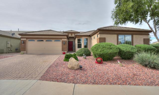 19856 N Harris Drive, Maricopa, AZ 85138 (MLS #5835598) :: The Daniel Montez Real Estate Group