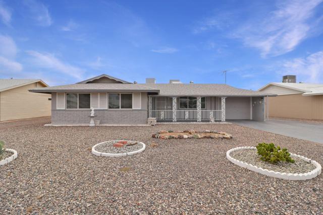 10435 W Sun City Boulevard, Sun City, AZ 85351 (MLS #5835647) :: Desert Home Premier
