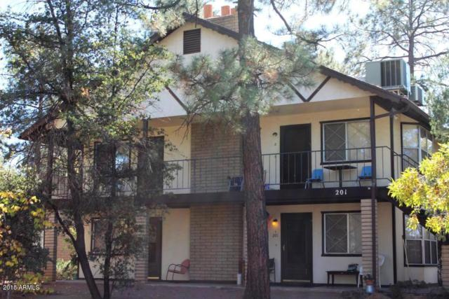 201 E Forest Drive #1, Payson, AZ 85541 (MLS #5835712) :: The Garcia Group @ My Home Group