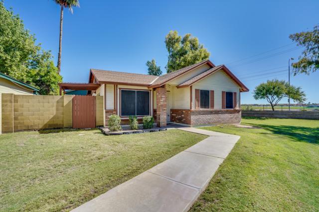 875 S Nebraska Street #6, Chandler, AZ 85225 (MLS #5835792) :: Kelly Cook Real Estate Group