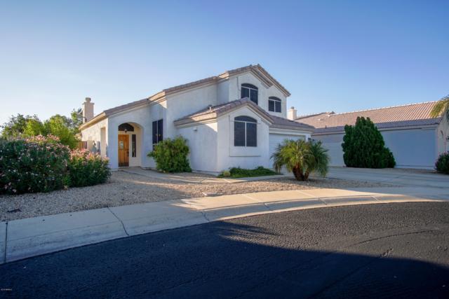 14542 N 90TH Lane, Peoria, AZ 85381 (MLS #5835803) :: The Luna Team