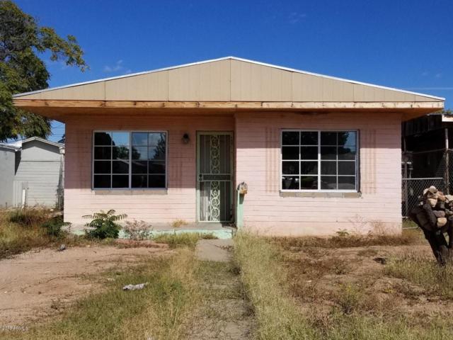 1520 E 10th Street, Douglas, AZ 85607 (MLS #5835816) :: The Daniel Montez Real Estate Group