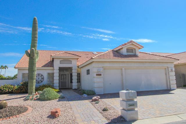 24601 S Ribbonwood Drive, Sun Lakes, AZ 85248 (MLS #5835837) :: Gilbert Arizona Realty