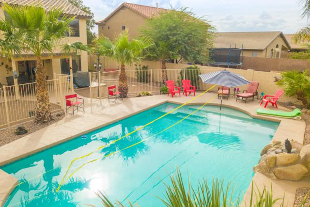 43806 W Baker Drive, Maricopa, AZ 85138 (MLS #5835883) :: CANAM Realty Group