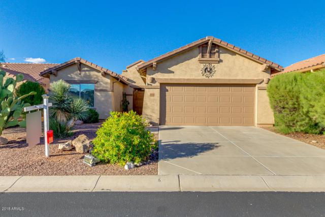 9992 E Prospector Drive, Gold Canyon, AZ 85118 (MLS #5835894) :: The Kenny Klaus Team