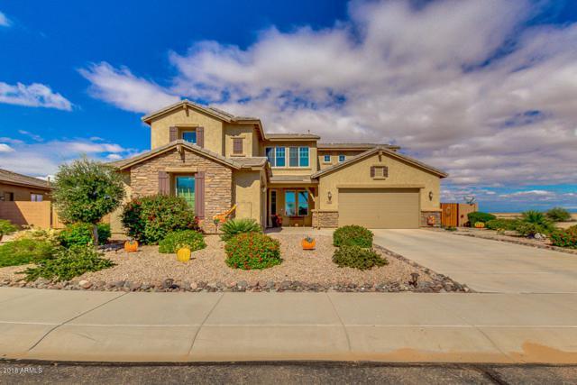 40946 W Desert Fairways Drive, Maricopa, AZ 85138 (MLS #5835997) :: Kortright Group - West USA Realty