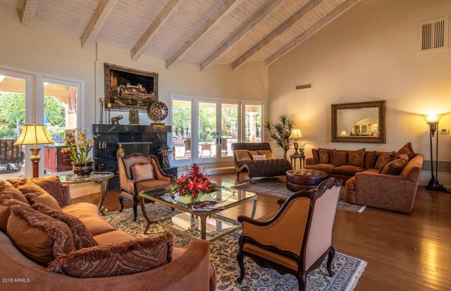 6221 E Huntress Drive, Paradise Valley, AZ 85253 (MLS #5836070) :: Kelly Cook Real Estate Group