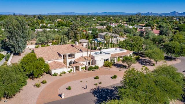 5300 E Via Del Cielo, Paradise Valley, AZ 85253 (MLS #5836076) :: Gilbert Arizona Realty