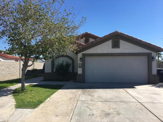 113 N 6TH Street, Avondale, AZ 85323 (MLS #5836107) :: Lifestyle Partners Team