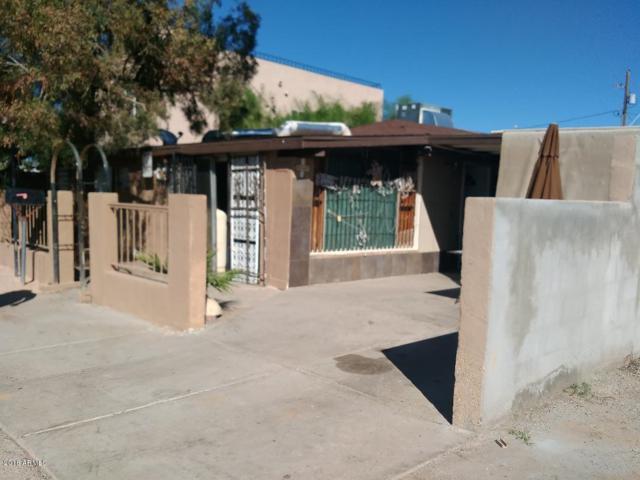 1441 S 10th Avenue, Phoenix, AZ 85007 (MLS #5836118) :: The Daniel Montez Real Estate Group