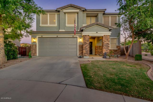 3663 E Amarillo Way, San Tan Valley, AZ 85140 (MLS #5836120) :: The Garcia Group