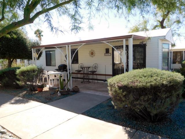 17200 W Bell Road #2151, Surprise, AZ 85374 (MLS #5836228) :: Brett Tanner Home Selling Team