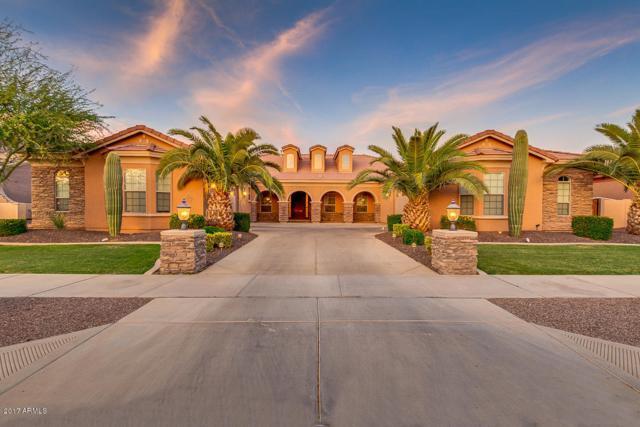 22731 S 202ND Street, Queen Creek, AZ 85142 (MLS #5836252) :: Kepple Real Estate Group