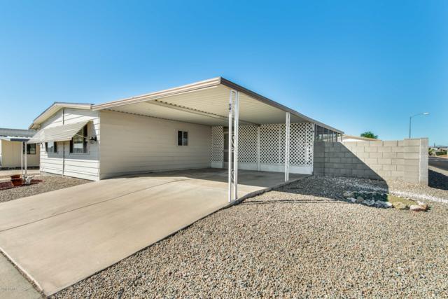 8601 N 103RD Avenue #82, Peoria, AZ 85345 (MLS #5836291) :: Kepple Real Estate Group