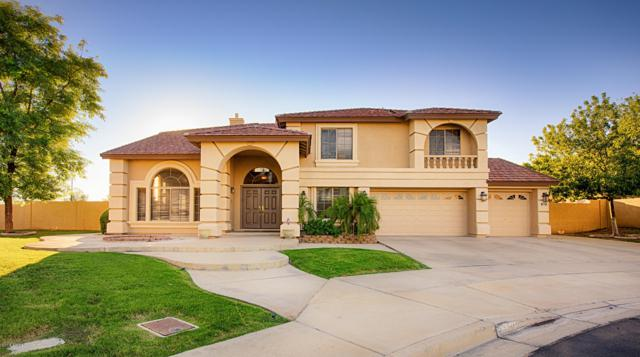 5510 N 132ND Drive, Litchfield Park, AZ 85340 (MLS #5836308) :: Devor Real Estate Associates