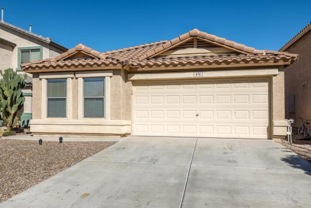 470 E Leslie Avenue, San Tan Valley, AZ 85140 (MLS #5836315) :: The Kenny Klaus Team