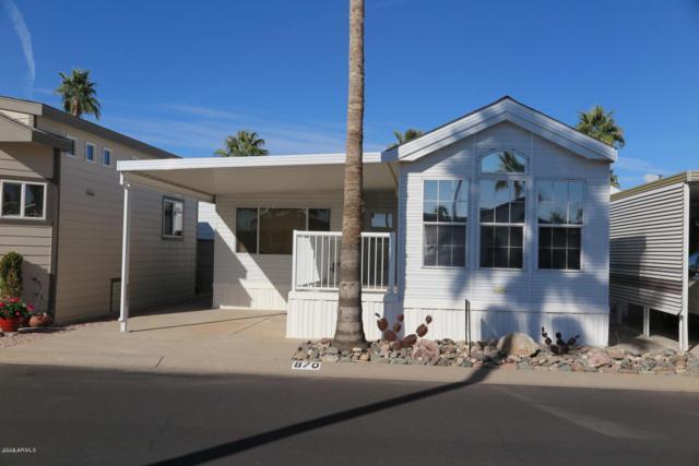3710 S Goldfield Road, Apache Junction, AZ 85119 (MLS #5836318) :: The Kenny Klaus Team